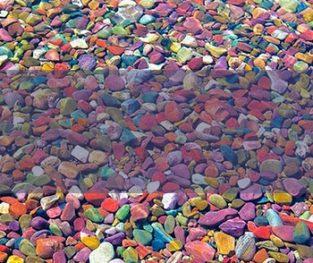 Małe kamienie